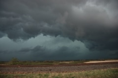 Supercell Oklahoma April 26 2009
